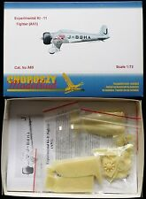 A85 - EXPERIMENTAL Ki-11 FIGHTER (AN1) - Choroszy Modelbud-1/72