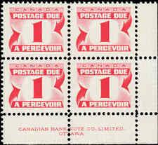 Scott # J28 - 1969 - ' Postage Due '; 20 x 15¾mm (Lower Right)