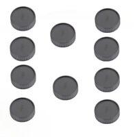 10 pcs Camera Lens Rear Cap for Minolta SR MD MC Mount Lens MDx10