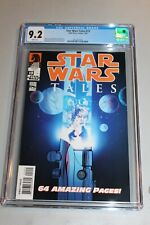 CGC 9.2 White Pages Star Wars Tales 19 2004 1st App Ben Skywalker Boba Fett Luke