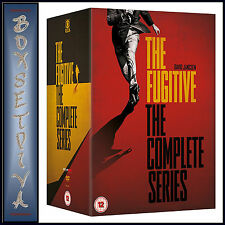 THE FUGITIVE - THE COMPLETE SERIES - SEASONS 1 2 3 & 4   *** BRAND NEW DVD ***