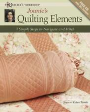 Joanies Quilting Elements by Joanie Zeier Poole