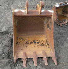 "Used 30"" WB Digging Bucket w/5 Teeth for Excavator"
