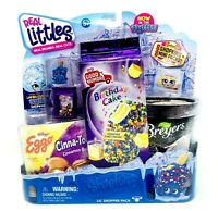 Shopkins in The Freezer Real Littles Shopper Pack Good Humor Birthday Cake NIB