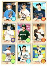 2017 TOPPS HERITAGE MINOR LEAGUE (DRAFT PICKS, PROSPECTS, RC) WHO DO YOU NEED!!