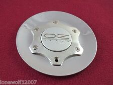 OZ Racing Wheels Chrome Custom Wheel Center Cap # M570A (1)