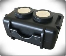 Waterproof Travel Vehicle Bag Magnetic Stash Box Under Car Secret Stash Case NEW