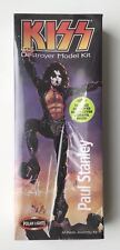 PAUL STANLEY - KISS - POLAR LIGHTS Destroyer Model Kit #5051