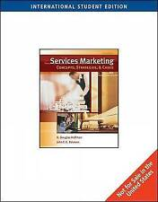 Essentials of Services Marketing: Concepts, Strategies and Cases, Hoffman, K. &