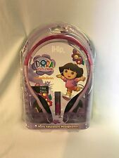 Dora Adventure Headphones iHip Dora The Explorer