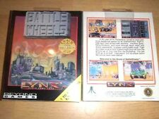BATTLEWHEELS  ATARI LYNX GAME NEW & FACTORY SEALED