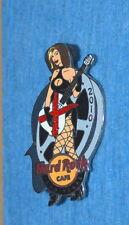 HARD ROCK CAFE 2010 Las Vegas XXX Sexy Film Girl 2 Brown hair in Fishnets Pin