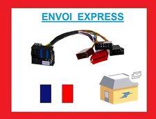 Cable  fiche AUDI RNS-E navigation Fakra ISO Quadlock câble Plug and Play