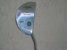 """Callaway S2H2 The Tuttle Putter USA  Callaway Apollo Steel Shaft  35 """""""