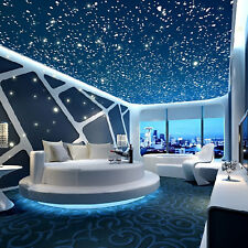 400Pcs Wall Stickers Glow In The Dark Star Round Dot Luminous Home Ceiling Décor