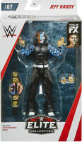 WWE Mattel Jeff Hardy Elite Series #67 Figure