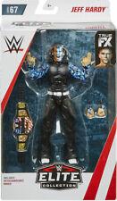 WWE Mattel Jeff Hardy Elite Series #67 Figure