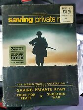 The World War II Collection (DVD, 2004, 4-Disc Set) Saving Private Ryan + more!