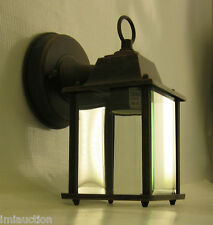 Trans Globe 40455 RT 8-Inch 1Light Outdoor Wall Lantern