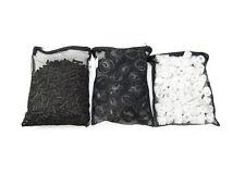 1 lb Active Carbon + 30pcs Bio Balls + 500g Ceramic Rings for aquarium filter