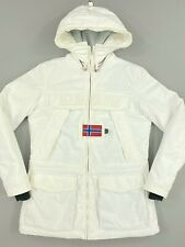 NAPAPIJRI SKIDOO Aperto Da Donna Giacca Da Sci Snowboard Invernali Da Neve Cappotto RP £ 450