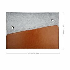 EasyAcc Surface Pro 3 12 inch Felt Sleeve Carrying bag Ultrabook Laptop