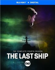 The Last Ship: Season 4 (Blu-ray)(Region Free)