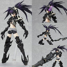 Anime Insane Black Rock Shooter Variable Doll PVC Action Figure Figma 041 In Box