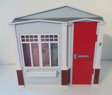 tolles Aufklapp-Puppenhaus + Zubehör Mädchen Puppen-Spielwaren 4+ Puppe Haus
