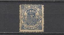 9228-SELLO CLASICO FISCAL TIPO USADOS POR CORREO BONITO 10 CTS.AÑO 1902.