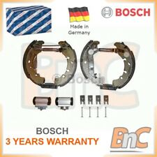 BOSCH REAR BRAKE SHOE SET FORD MAZDA OEM 0204114625