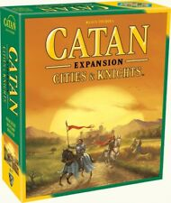 Catan - Cities & Knights Expansion - 2015 5th Ed - Strategy Boardgame