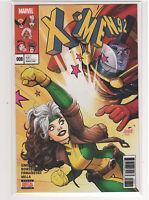 X-men '92 Volume 2 #8 animated series Wolverine Gambit Rogue Storm Cyclops 9.6