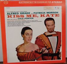 Kiss me, Kate Alfred Drake and Patricia Morison 33RPM OL4140   110616LLE
