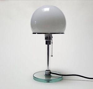Tischlampe Bauhaus-Design, neu OVP
