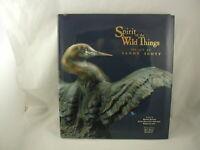 Spirit of the Wild Things Art of Sandy Scott Animal Sculpture 1st Ed SIGNED