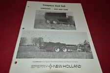 New Holland Manure Spreaders For 1975 Sale Training Manual Manual DCPA5 ver2