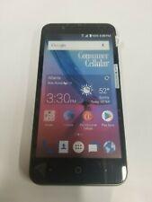 ZTE Avid - Z557BL - 16GB Black (Consumer Cellular) UNLOCKED