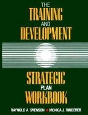 The Training and Development Strategic Plan Workbook-ExLibrary