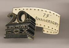Pin's pin CINEMA 20th CENTURY FOX 75 ANNIVERSARY (ref CL19)