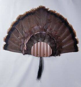 Turkey Fan and Beard Mounting Kit (Brown)