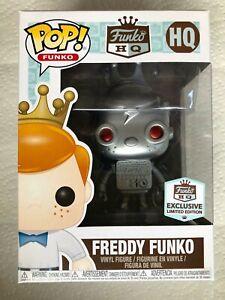 Funko Pop- Freddy Funko -Robot Freddy - Funko Headquarters HQ Limited Edition!