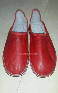 Moroccan Traditional Babouches,Slippers For Men,Handmade Leather, Of choice