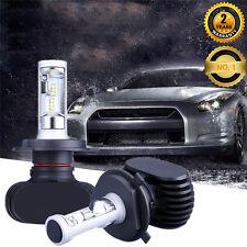 NIGHTEYE 8000LM H4 9003 HB2 Car LED Headlight Kit Replace Bulbs Lamp Hi/Lo Beam