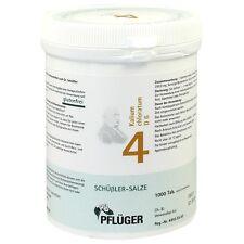 BIOCHEMIE Pflueger 4 Kalium chlorat. D6  Tabl.  1000 st     PZN 6318921