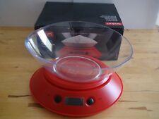 Bodum Bistro Balance de cuisine Plastique rouge