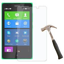Protection d'écran en verre trempé inrayable pour Nokia XL