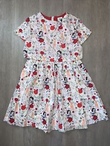 DISNEY Store DRESS for Girls SNOW WHITE PARTY Dress Size 7/8 $54.00