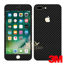SopiGuard 3M 1080 Carbon Fiber Brushed Matte Skin for Apple iPhone 7 Plus
