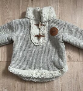 JM-production Finland Boys Cardigan Pullover Aprox 12months